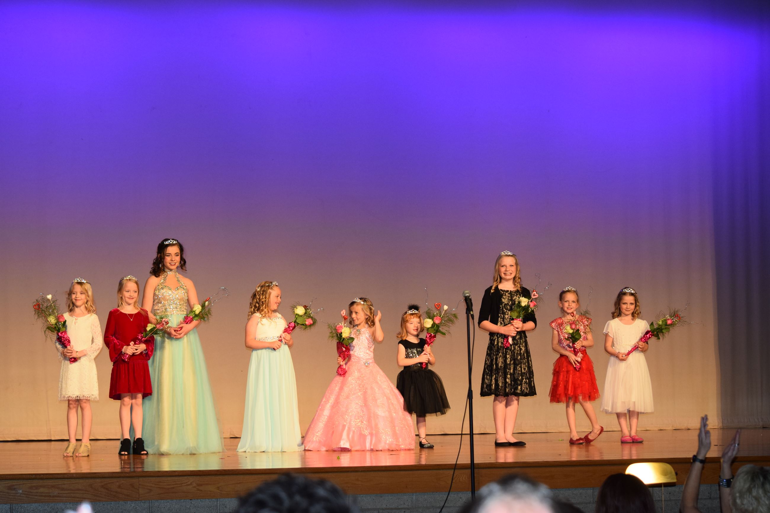 Little Miss Bluffdale 2017