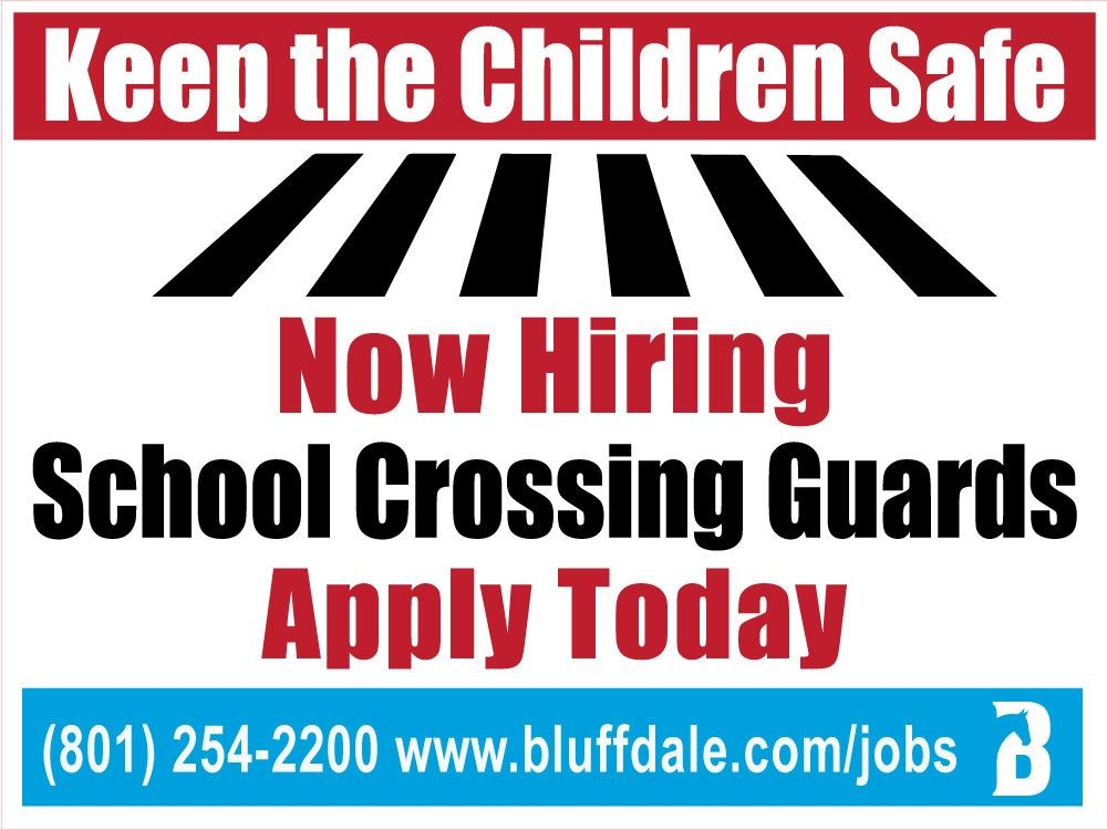 Crossing Guard Positions