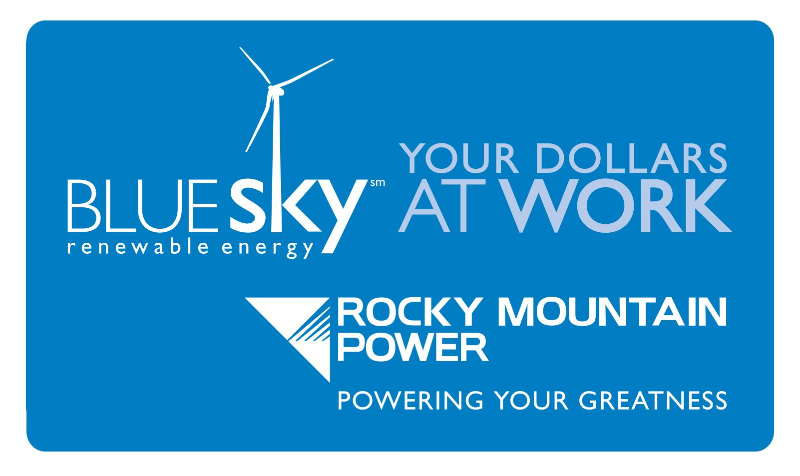 Rocky Mountain Blue Sky Logo