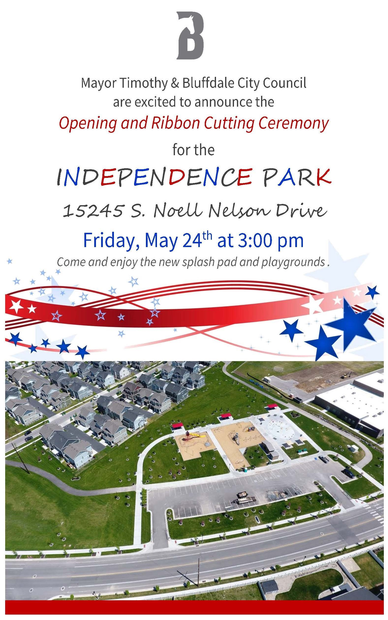 Opening  Ribbon Cutting Ceremony 05.24.19
