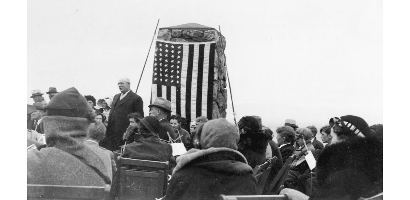 Monument Dedication (1934)